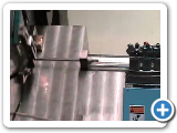 Interesting ACME thread on LARGE CNC Lathe.